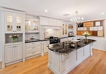Kitchens Victoria Showroom